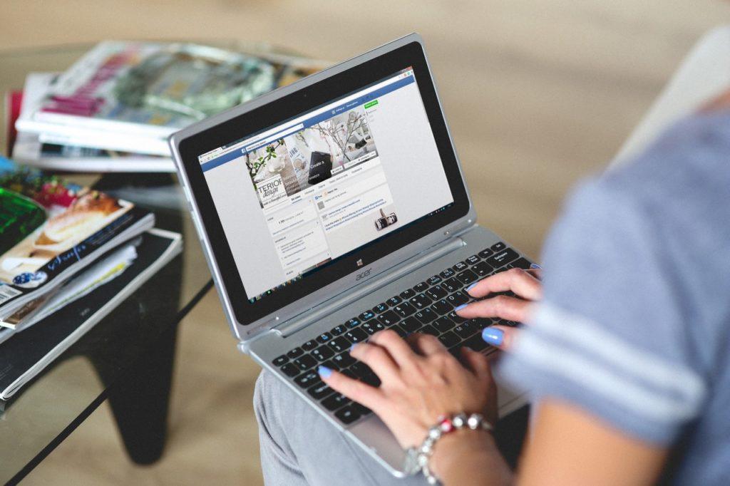 文章可以寫在Facebook臉書嗎?